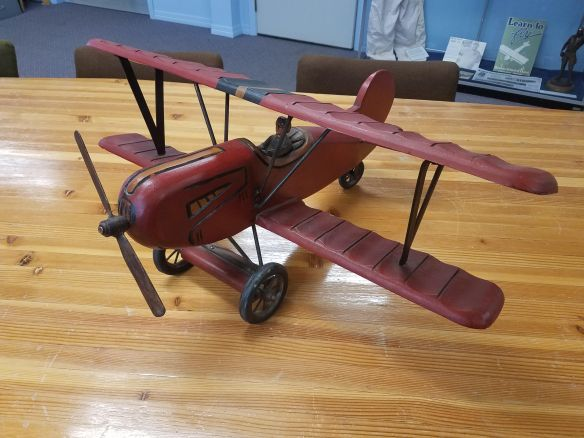 woodenplane