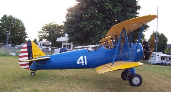 Heritage Flight Museum Stearman