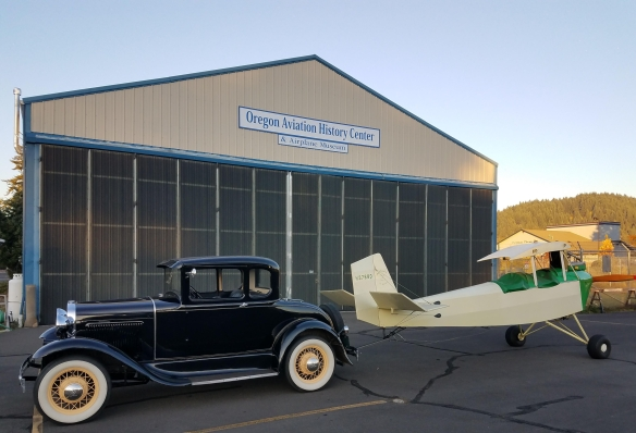 Great Oregon Home Built Fly-In! | Oregon Aviation Historical